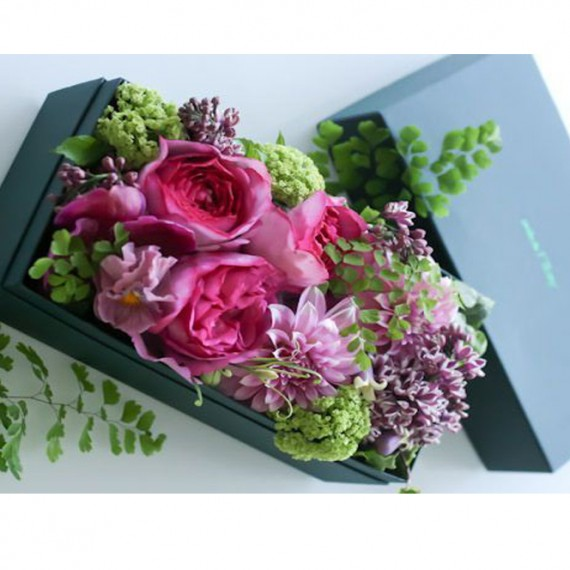 packaging para floristerías