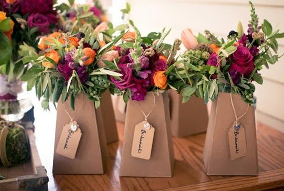 packaging para floristerías
