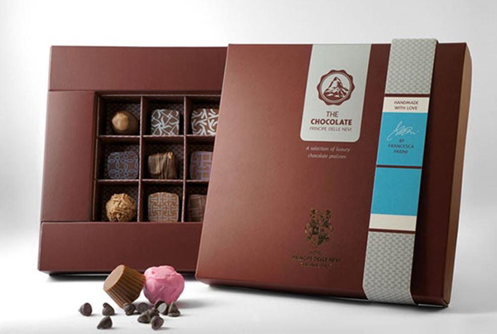 packaging para pastelerías